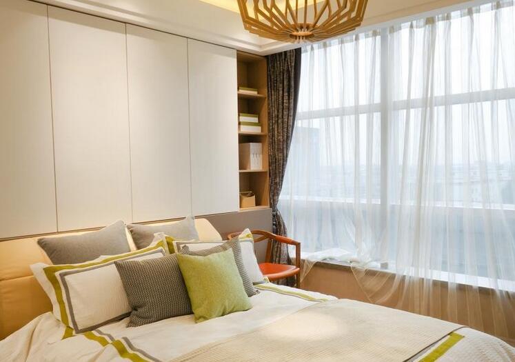 100㎡以上两室两厅定制现代都市完美实用家具