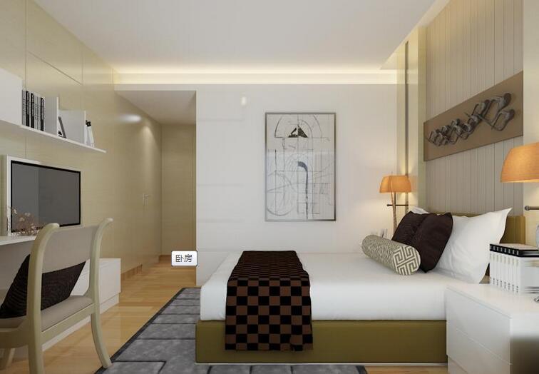 123㎡三房两厅丨温馨舒适的实用型三居之家